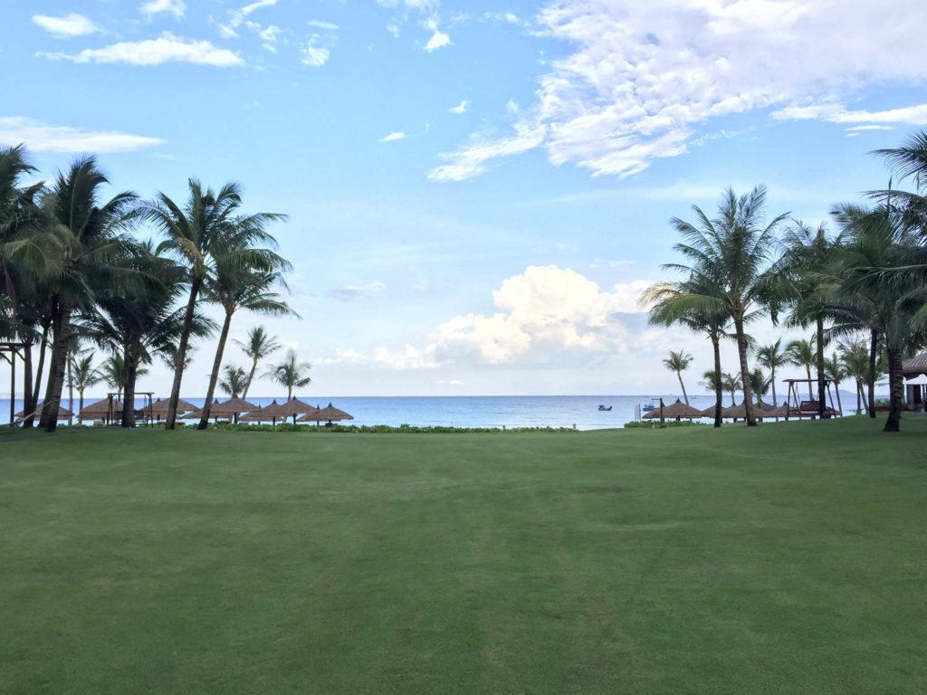 Chia sẻ trải nghiệm Resort 5 sao The Anam cùng bé