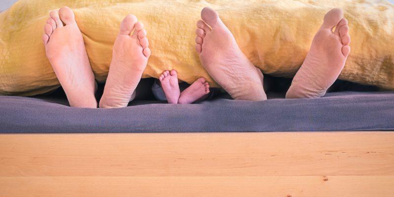 Chia sẻ kinh nghiệm giúp trẻ ngủ riêng